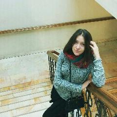 Виктория Камолдинова