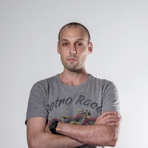 Виктор Могилин